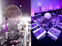 17 Images About Purple And White Wedding On Emasscraft Org