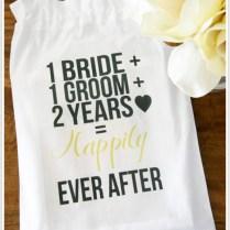 2nd Wedding Anniversary Pics – Top Wedding Blog World