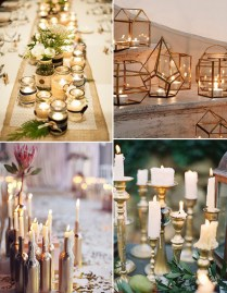 5 Simple & Inexpensive Winter Wedding Decor Ideas