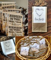 7 Unique Wedding Confetti Ideas
