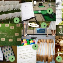 Adding A Golf Theme To Your Lake Tahoe Country Club Weddinglake