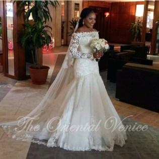 Aliexpress Com Buy Casamento 2017 Long Sleeves Mermaid African