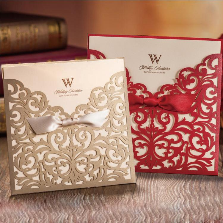 Colorful Wedding Invitation Templates Red And White Wedding Invitations Templates