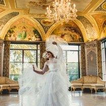 Chicago Loyola University Cuneo Mansion Roaring 20s Wedding