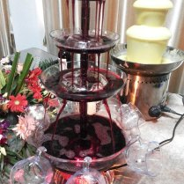 Chocolate Fountain Commercial Picture