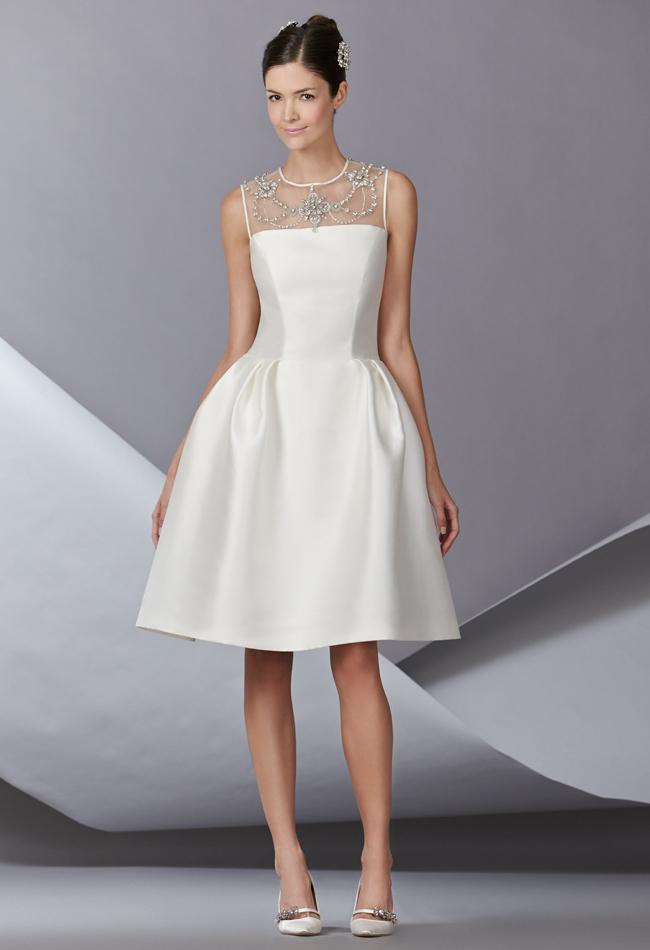 Civil Ceremony Wedding Dress