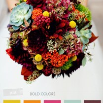Collection Fall Colors For A Wedding Pictures