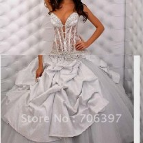 Collection Lace Corset Wedding Dresses Pictures