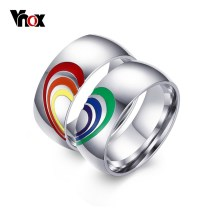 Collection Rainbow Wedding Rings Pictures
