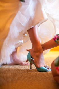 Collection Tiffany Blue Bridal Shoes Pictures