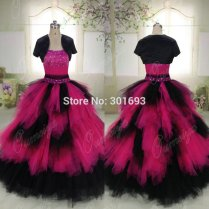 Compare Prices On Hot Pink Black Wedding Dress