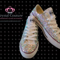 Crystal Converse Wedding Dress From Crystal Couture
