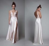 Discount Vintage Silk Wedding Dresses