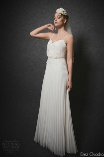 Erez Ovadia 2015 Wedding Dresses — Blossom Bridal Collection