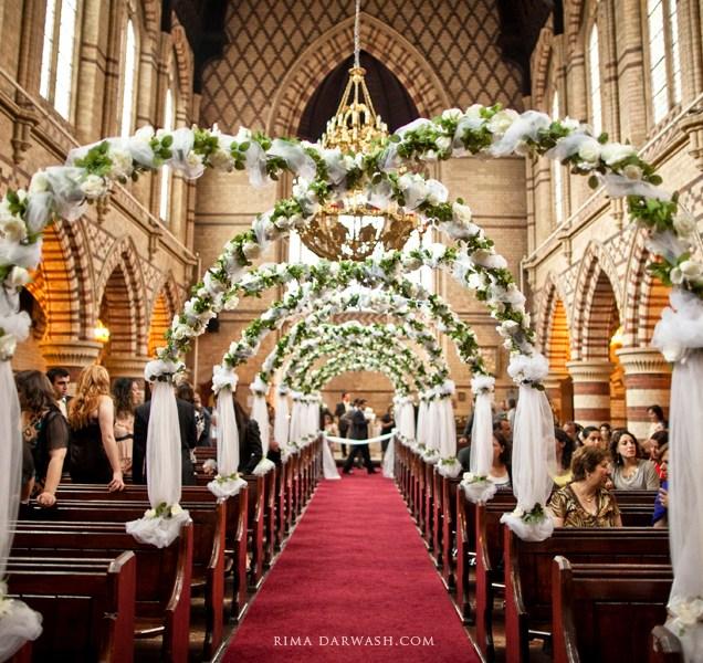 Fascinating Wedding Church Decorations Wedding Decorations