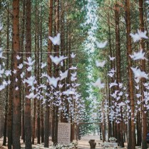 Forest Wedding Ideas Archives