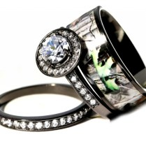 Ideas About Camo Wedding Rings On Pinterest Camo Wedding With