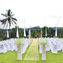 Ideas For Garden Weddings Decorations