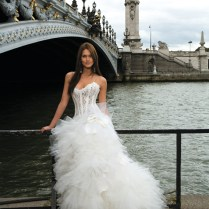 Images Of Lace Corset Wedding Dresses