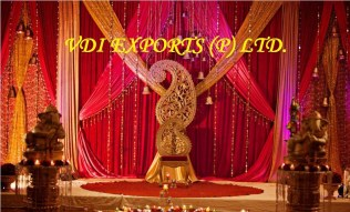 Indian Wedding Backdrop