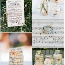 Inspirational Wedding Ideas 76 Music Theme