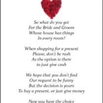 Money Poems , Wishing Well, Savings Pot Honeymoney, Honeymoon