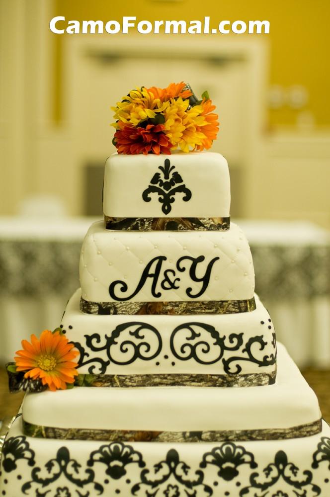 Camo Wedding Cakes Mossy Oak