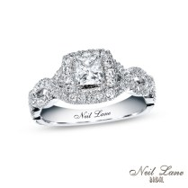 Neil Lane Bridal® Collection 1 Ct T W Princess