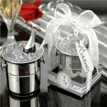 New 2015 Creative Champagne Ice Bucket Timer For Wedding Party