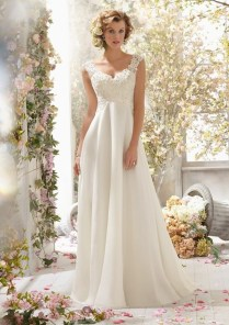 Online Get Cheap Silk Wedding Dresses