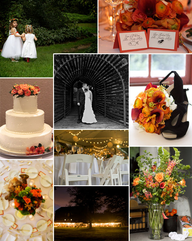 Ideas For A September Wedding