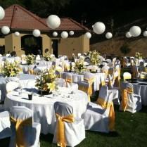 Outside Wedding Decorations Photo Album