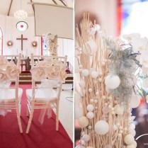 Parisian Themed Wedding Jun Ven & Adelene