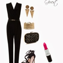 Perfect Guest Sophisticated Jumpsuit