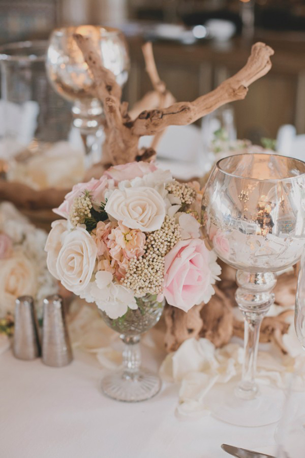 Pretty Wedding Table Decorations