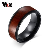 Popular Men Wood Ring