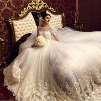 Popular Royal Wedding Dresses