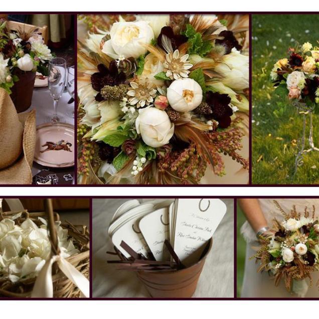 Reception Centerpiece Ideas Western Wedding Flowers