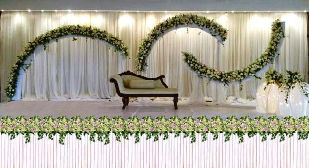 Related Keywords & Suggestions For Simple Kerala Wedding Stage