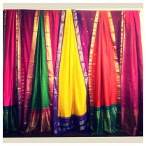 Sangeet Color Theme Inspiration! For Indian Wedding Decorations In