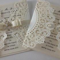 Several Things Of Laser Cut Wedding Invitations — Wedding Ideas