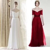 Silk Taffeta Wedding Dress Promotion