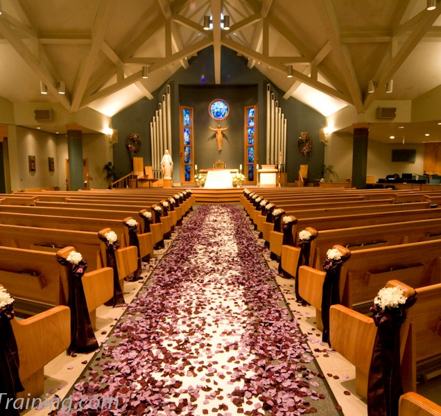 Church Decorations For Wedding Ideas