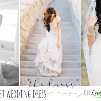 The Dress My Modest Wedding Dress