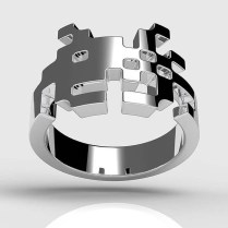 The Most Unusual Wedding Rings