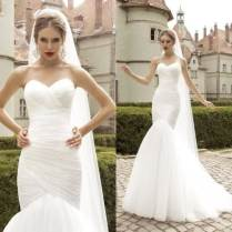 Tight Fitted Wedding Dress