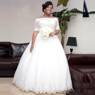 Traditional West African Wedding Attire African Wedding Dress