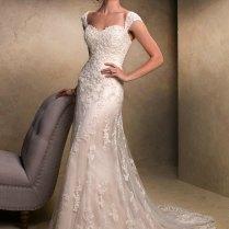 Vintage Lace Wedding Dresses Sweetheart Vintage Lace Wedding Dresses