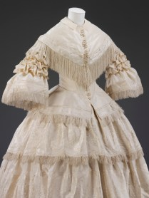 Wedding Dress In The 1800s