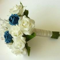 Wedding Flowers Teal